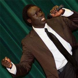 alepho deng speaking